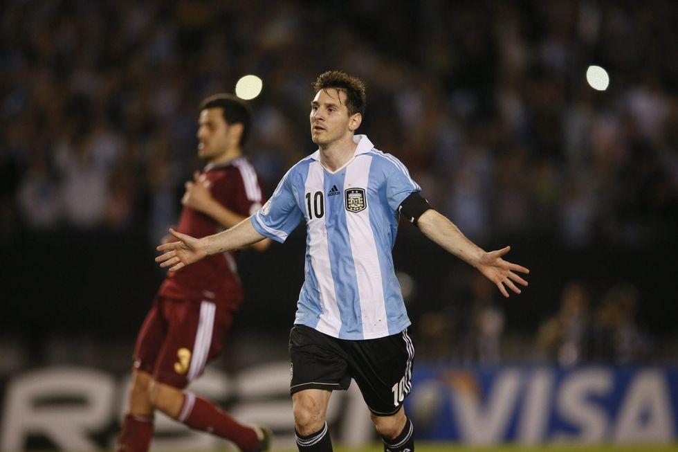 Girone F: l'Argentina