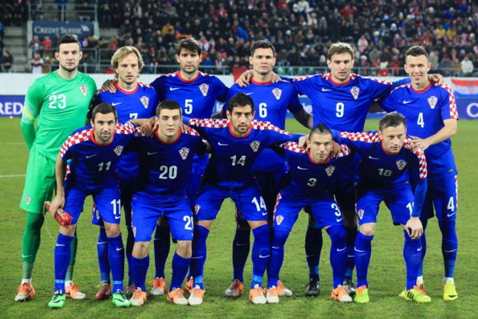 Gruppo A: la Croazia