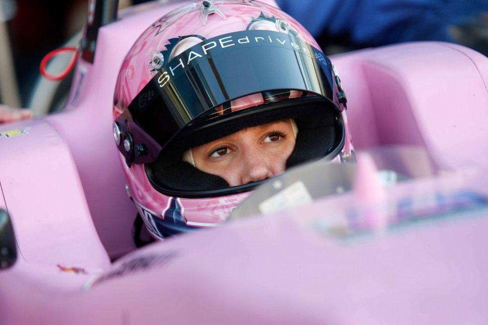 Il lato rosa del motor sport