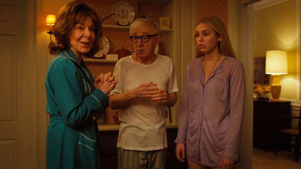 Crisis in six scenes: la serie tv di Woody Allen arriva in Italia