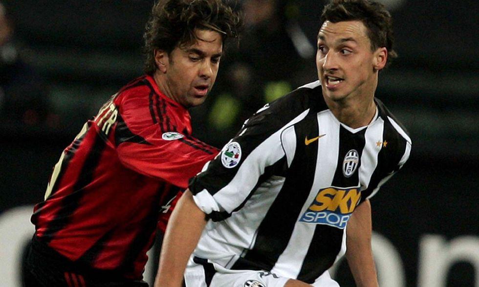 Juventus-Milan: quei duelli tra campioni