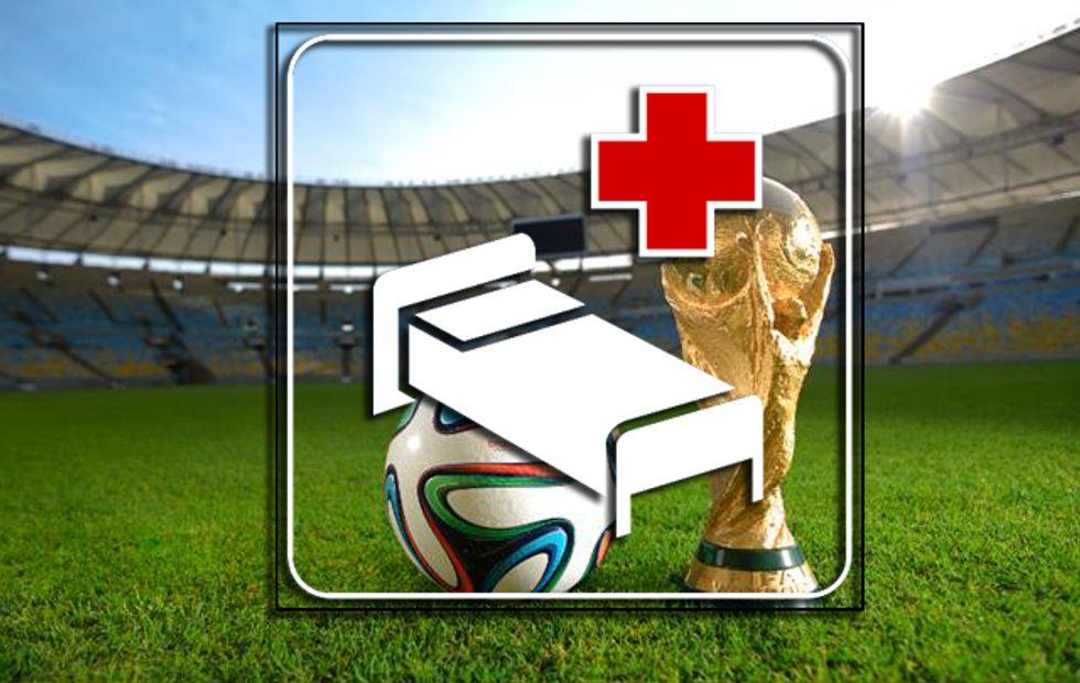Mondiali 2014, il sogno spezzato di chi non ci sarà