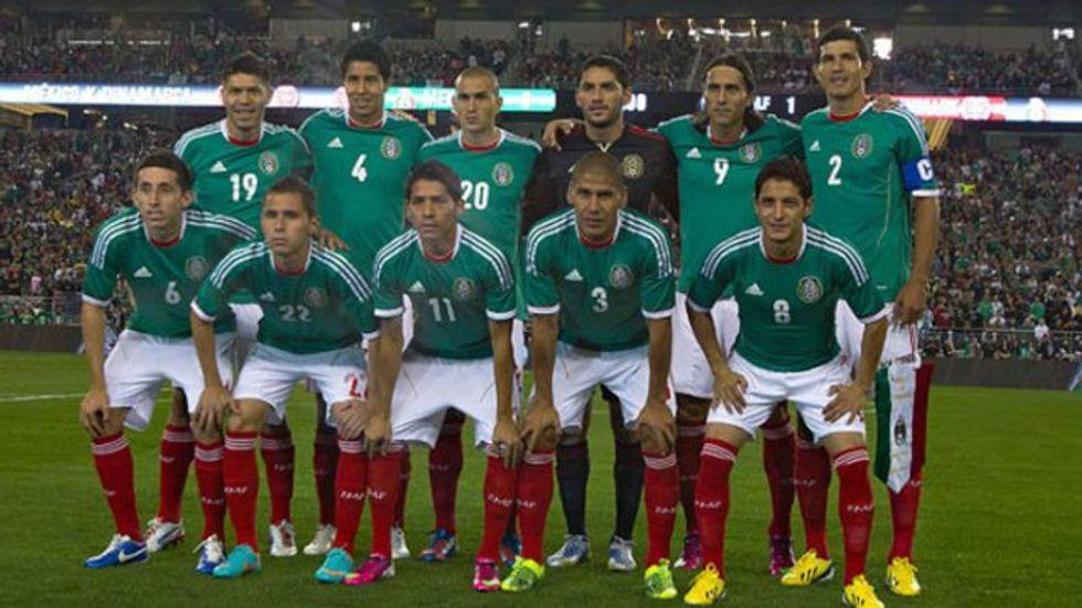 Gruppo A: il Messico