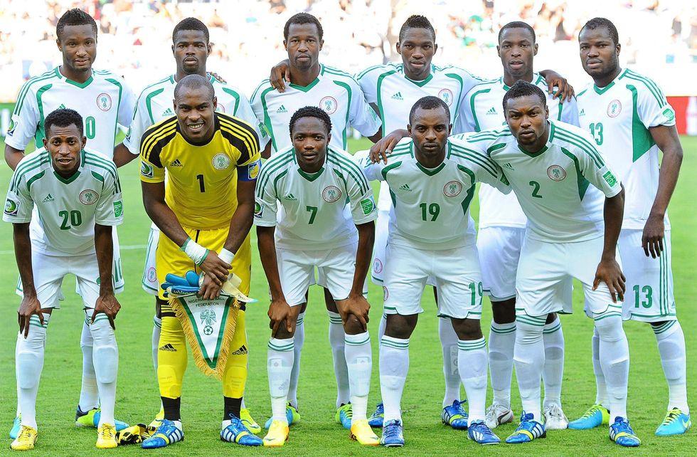 Gruppo F: la Nigeria