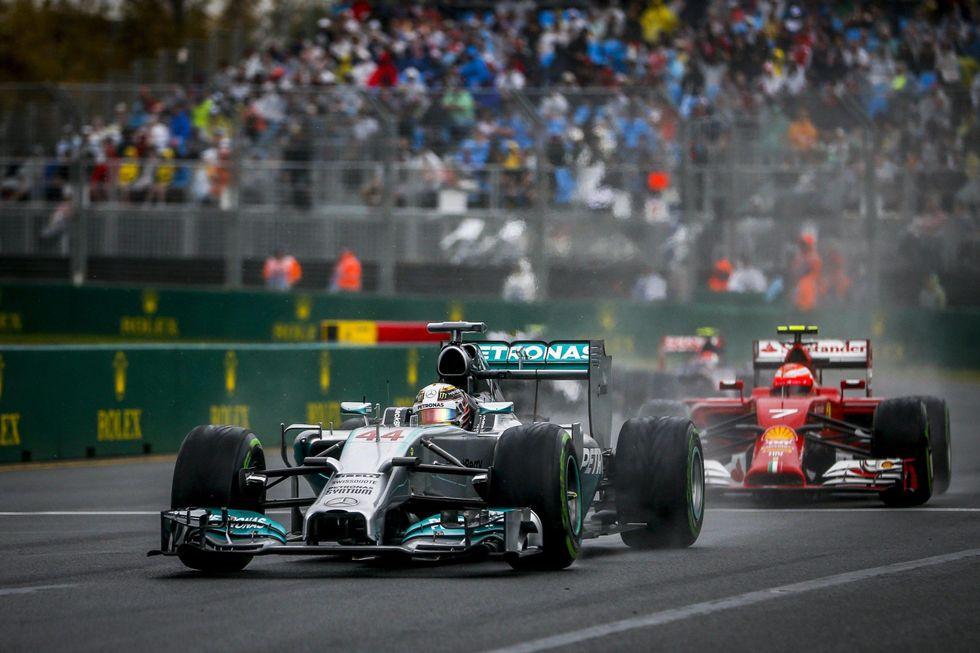 """Zanardi: """"Ridiamo il rombo alla Formula 1"""""""