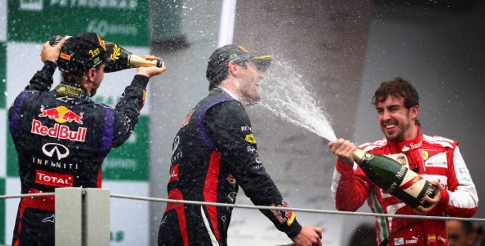 Champagne e F1, tutta colpa di Nuvolari