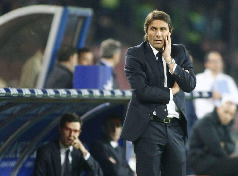 """Le """"bugie"""" di Conte sul mercato di Juventus e Napoli"""