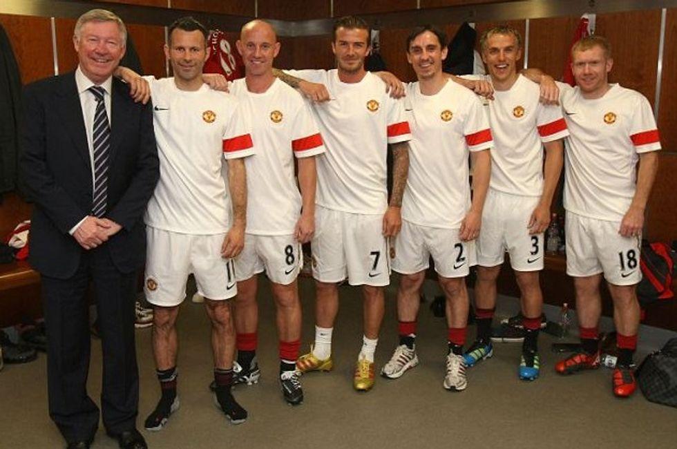 """La """"classe del 1992"""" è pronta a salvare il Manchester United"""
