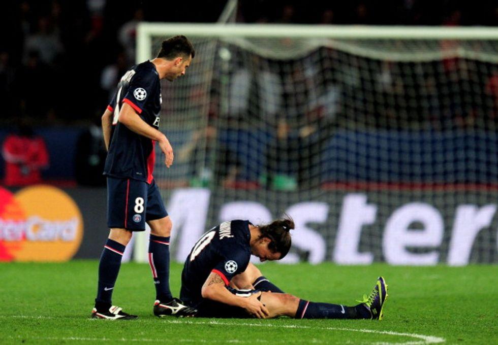 Da Rossi a Ibrahimovic, la lunga lista degli infortunati