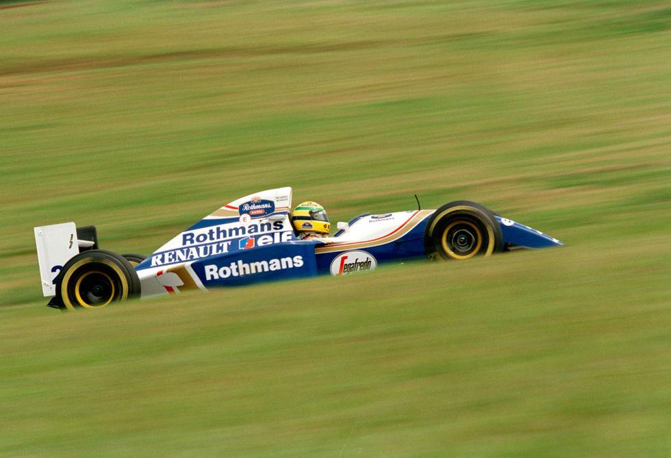 """Turrini: """"Senna campione unico e inimitabile"""""""