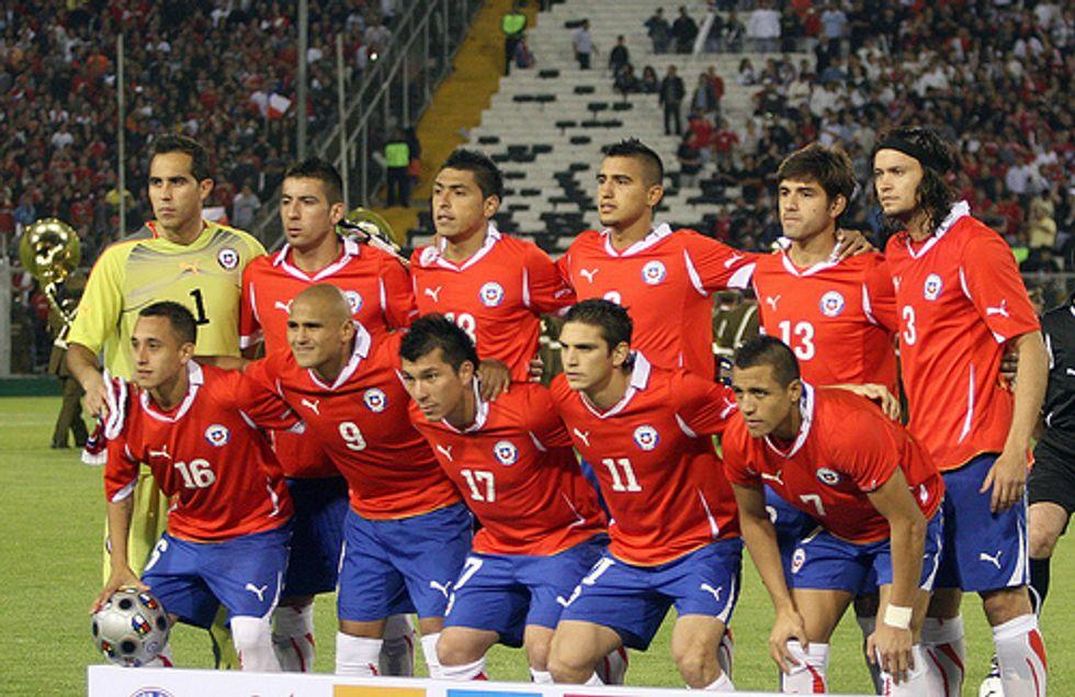 Gruppo B: il Cile