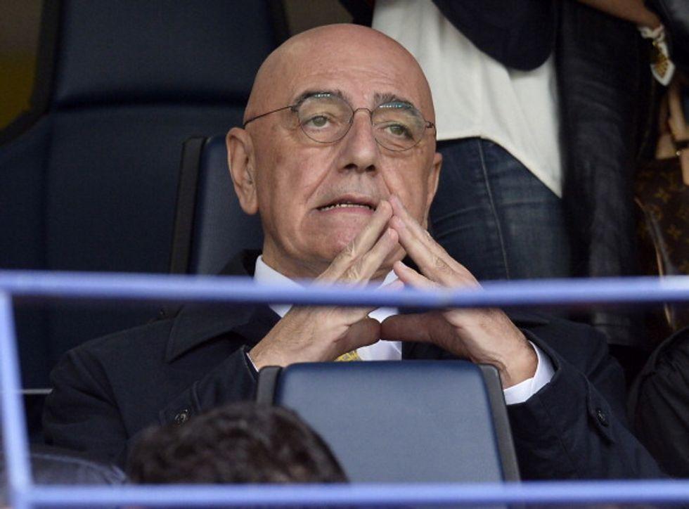 Galliani e l'alleanza con Jorge Mendes per il nuovo Milan