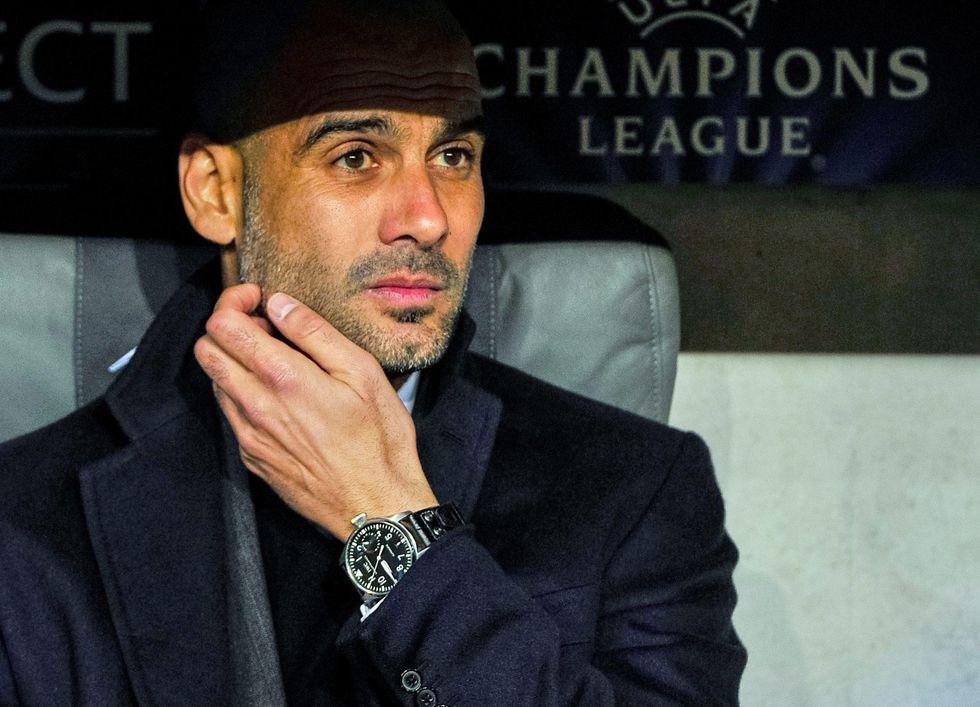 """Guardiola: """"Vidal? Non è ancora un giocatore del mio Bayern"""""""