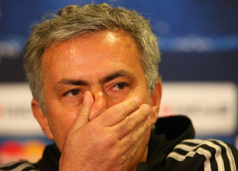 Polemiche, insulti, accuse: Mourinho nel ciclone