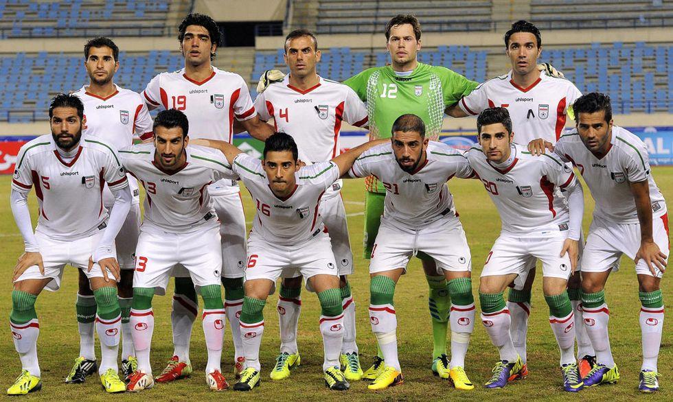 Gruppo F: l'Iran