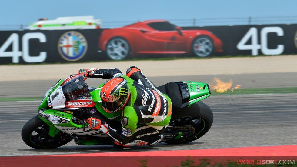 Superbike 2014 ad Aragon: le pagelle