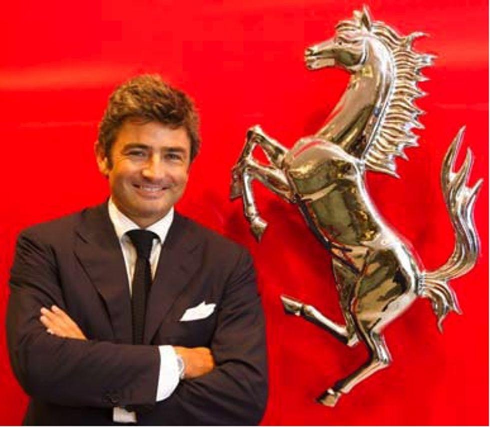 Ferrari: chi è Marco Mattiacci