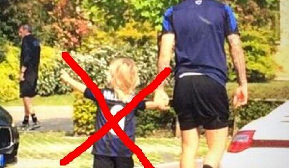 Icardi e Maxi Lopez: basta mettere di mezzo i bambini!
