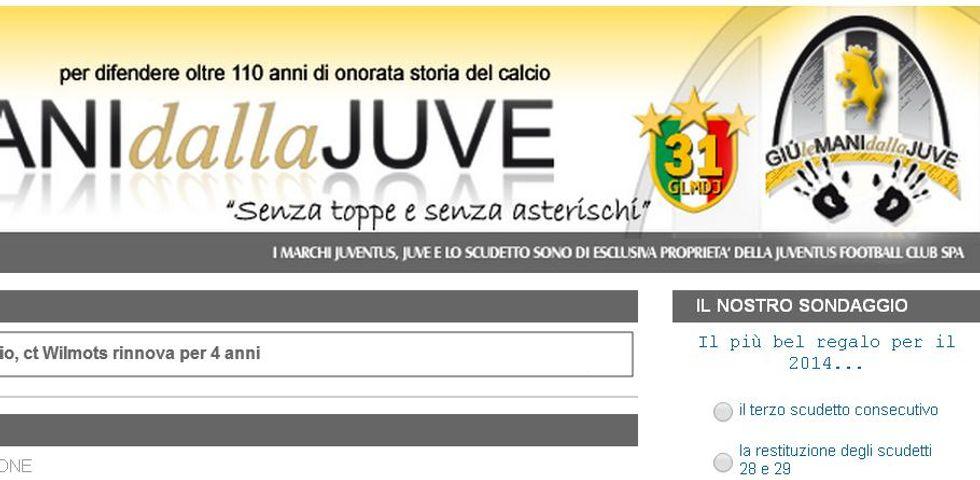 E la Juve fa causa ai tifosi che l'hanno difesa in Calciopoli...