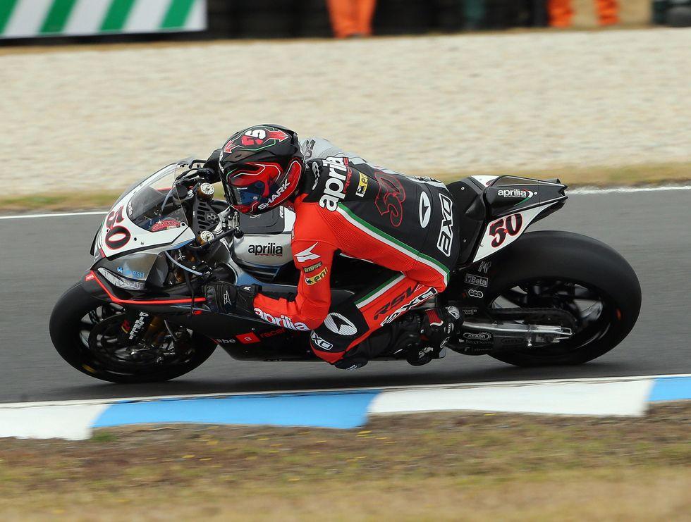 Superbike 2014: Aragon, secondo round