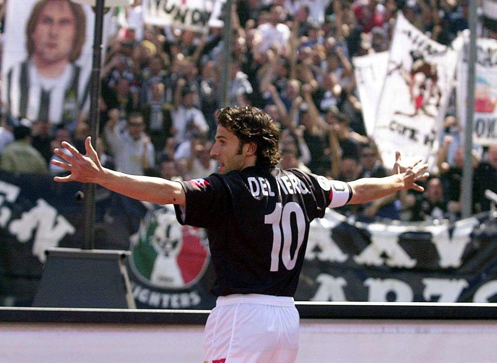 """Del Piero: """"Tornare alla Juve? Sì, ma solo da giocatore"""""""