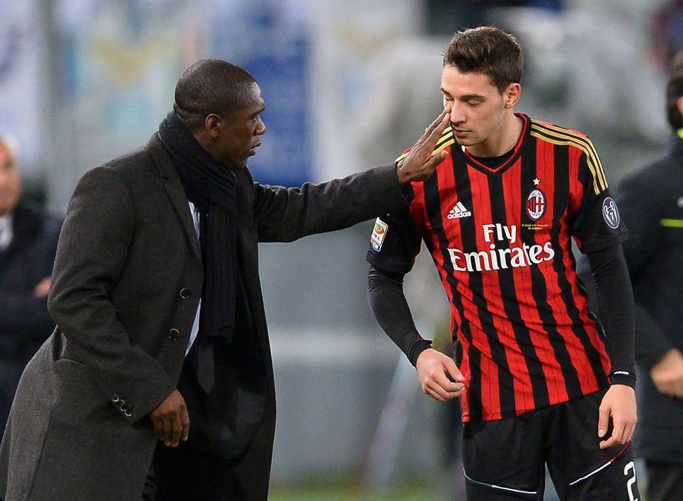 Milan e Seedorf: addio con buona uscita?