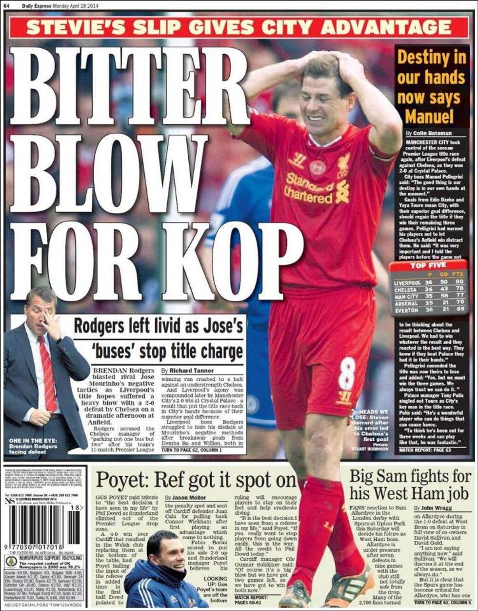 Il dramma di Gerrard. Liverpool, addio Premier?
