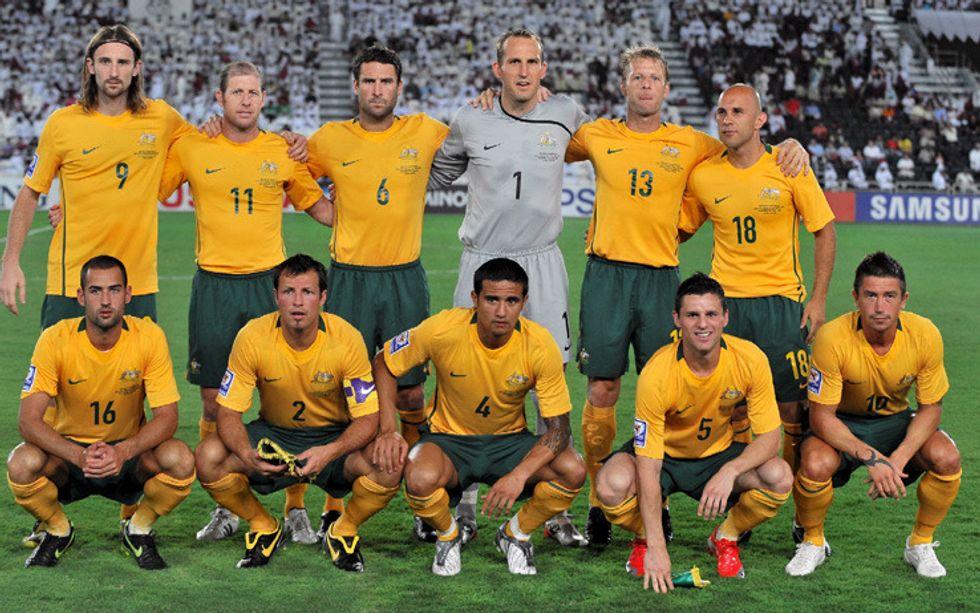 Gruppo B: l'Australia