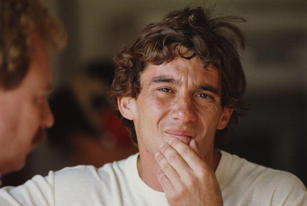 Ayrton Senna, l'utopia dei giorni nostri