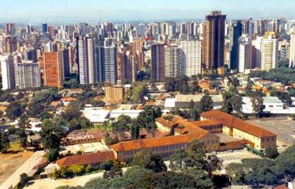 Le città del Mondiale: Curitiba