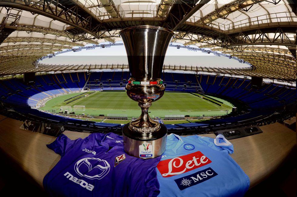 Scommesse: Coppa Italia al Napoli, derby al Milan