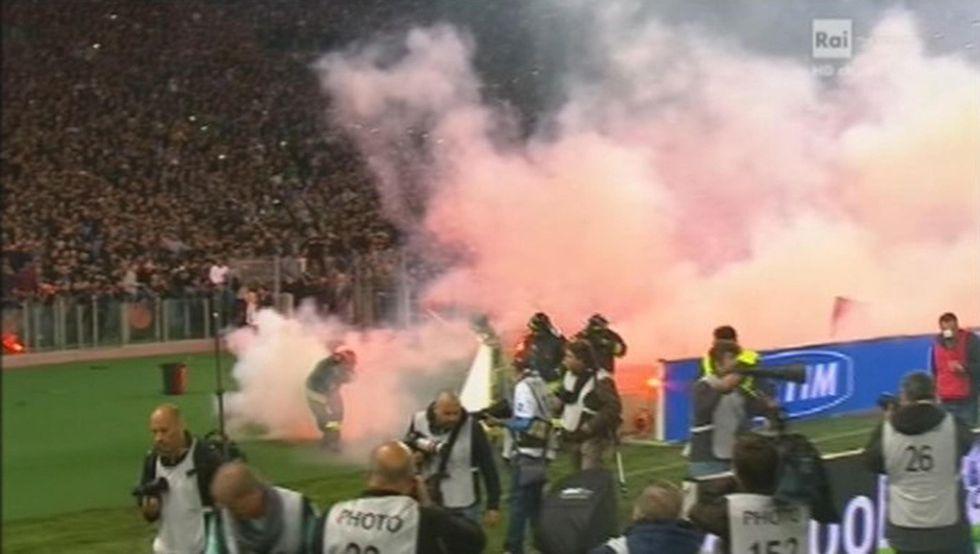 Al Napoli la Coppa Italia della vergogna