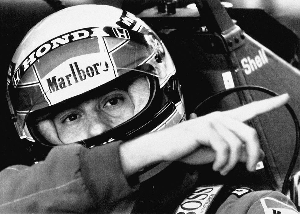 Senna: numeri e primati di un fuoriclasse