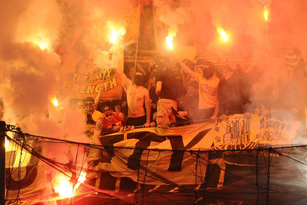 Calcio e violenza: parola agli ultras