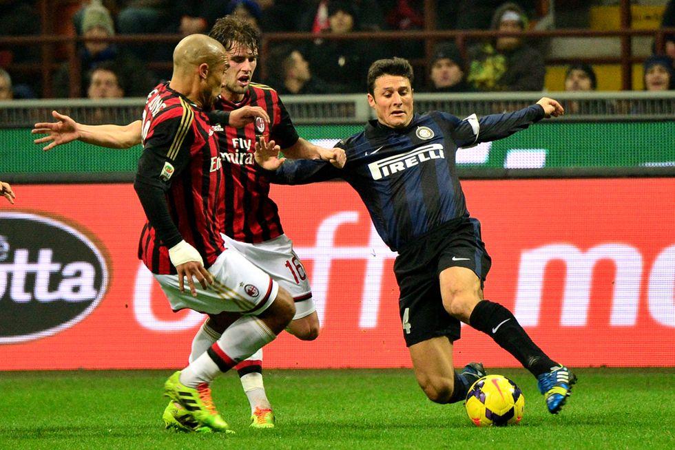 Inter: Zanetti dà l'addio