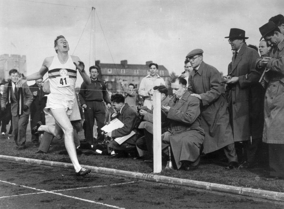60 anni fa il record di Bannister