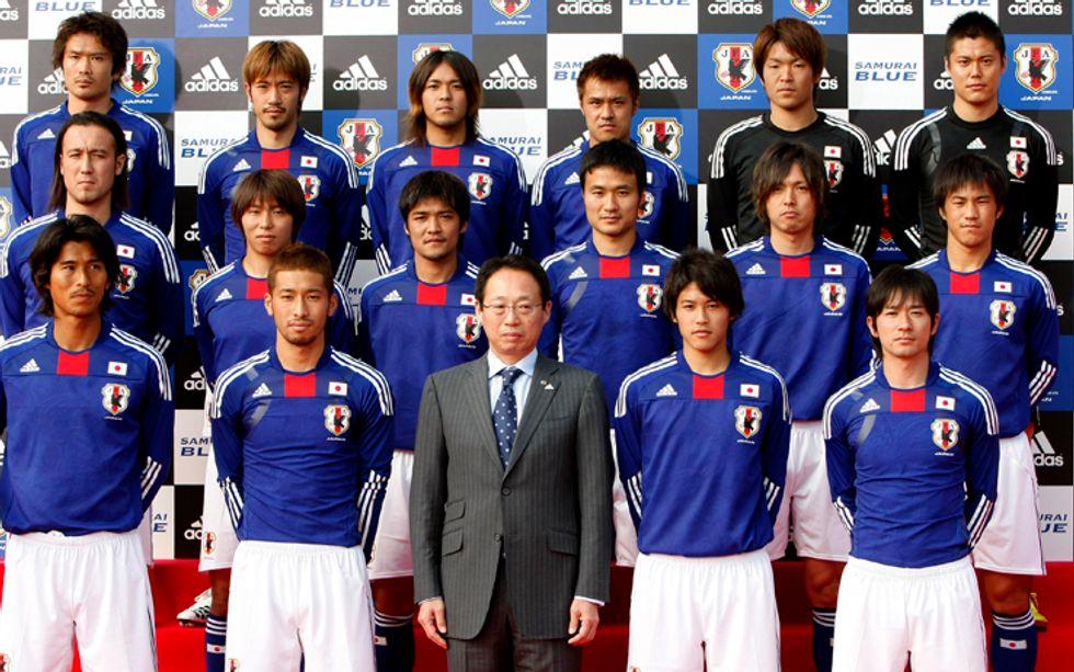 Gruppo C: il Giappone