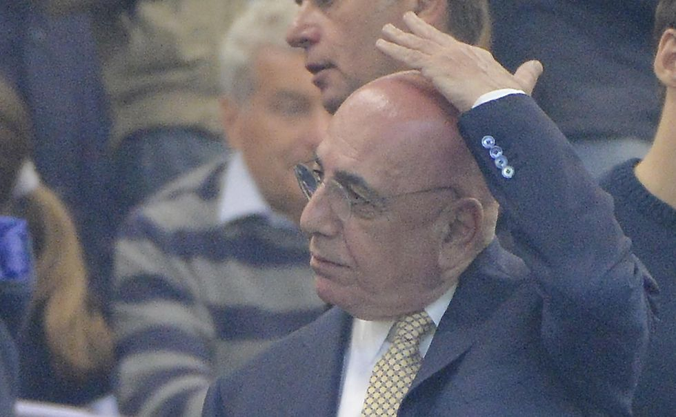 Galliani e il mercato low cost del Milan