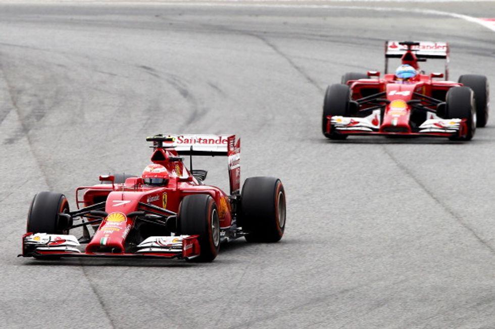 La Ferrari pensi al 2015