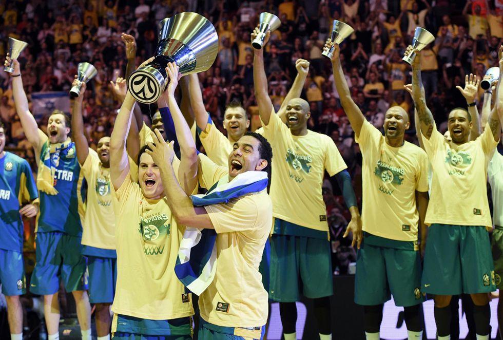 Eurolega: a Milano il Maccabi alza la Coppa