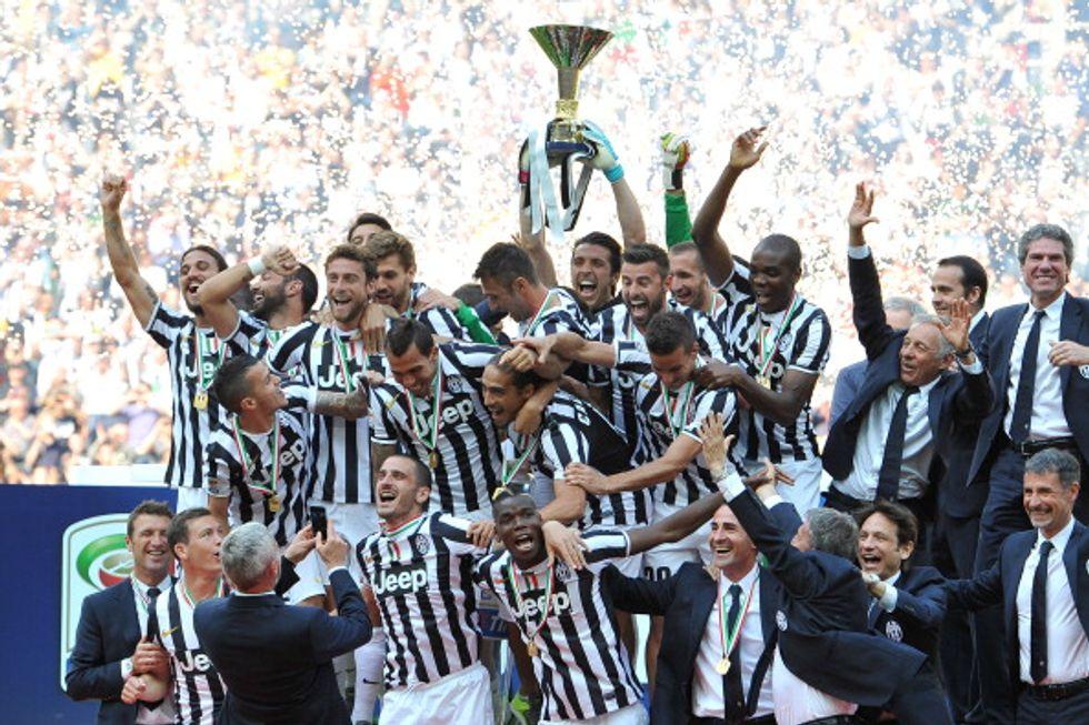 Serie A 2013-2014, il film del campionato