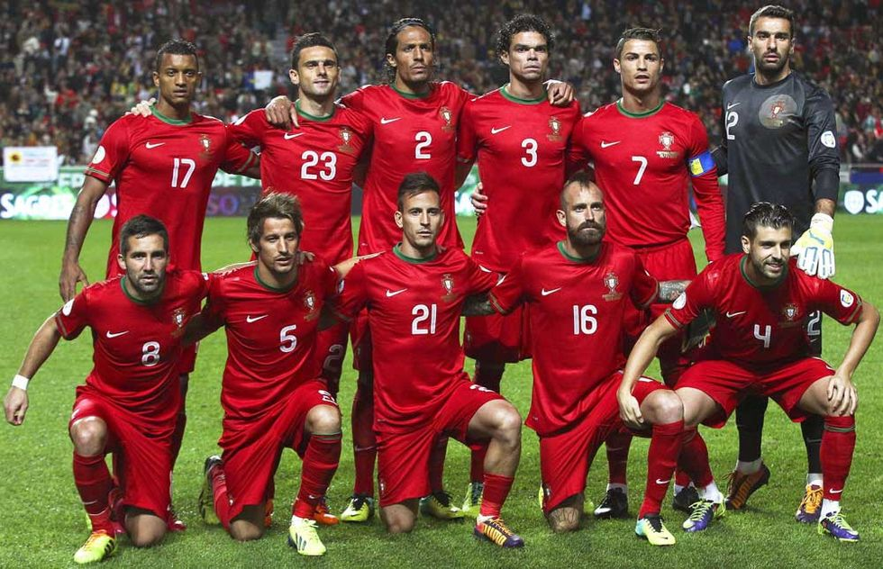 Gruppo G: il Portogallo
