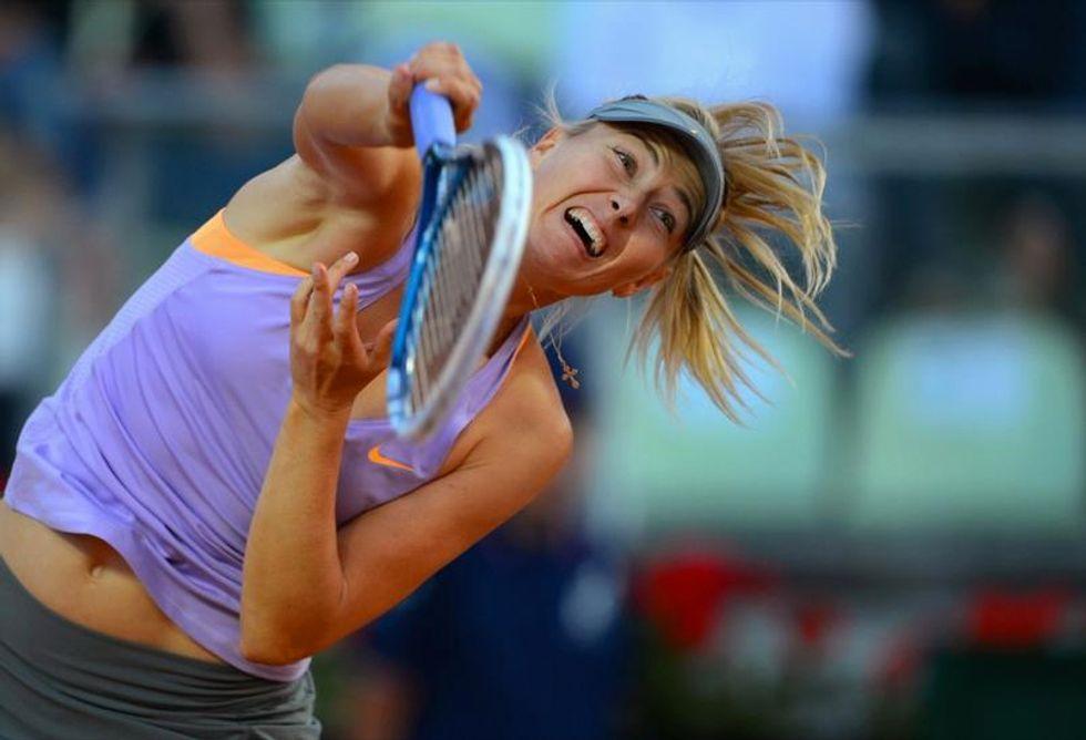 Internazionali di Roma: le bellezze del tennis in campo
