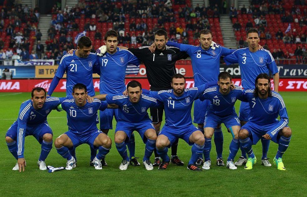 Gruppo C: la Grecia