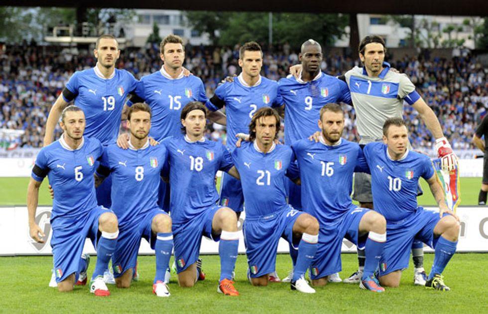 Gruppo D: l'Italia