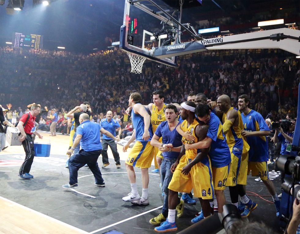Final Four Eurolega: Maccabi di rimonta, Real di forza