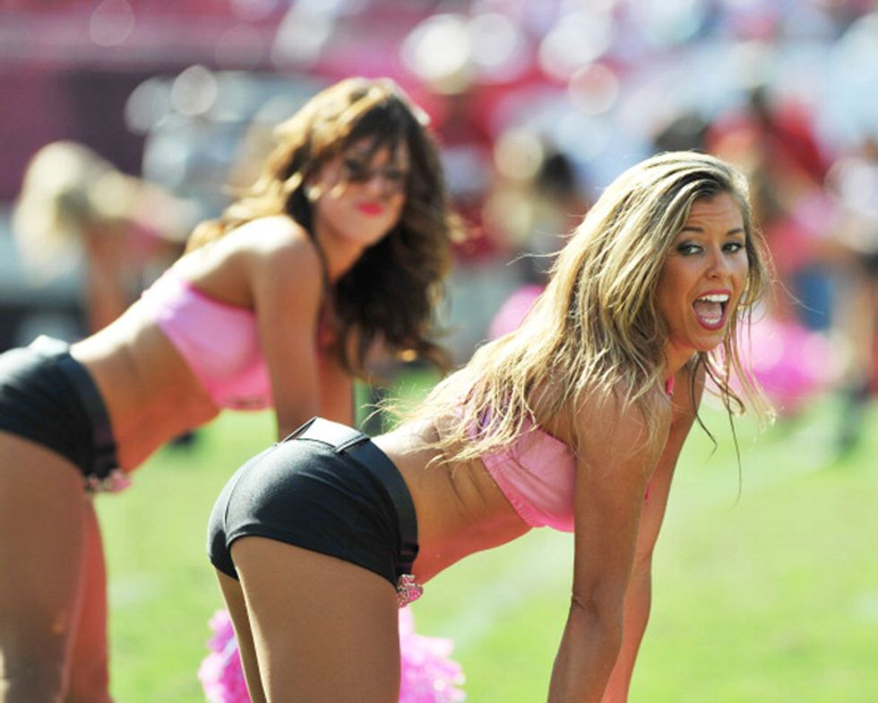 NFL: le cheerleaders in rivolta