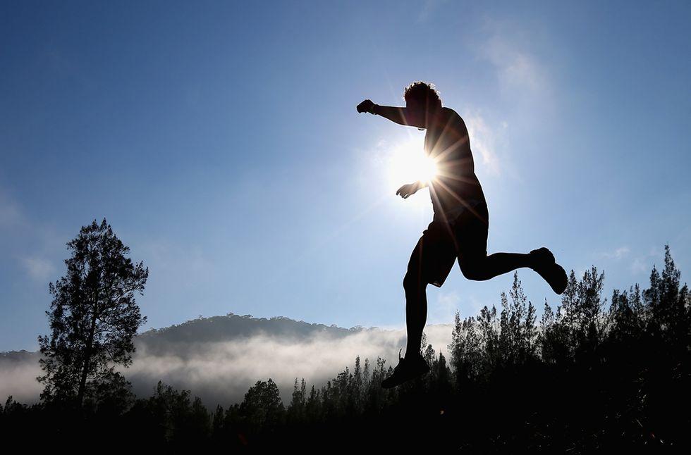I consigli per l'allenamento outdoor