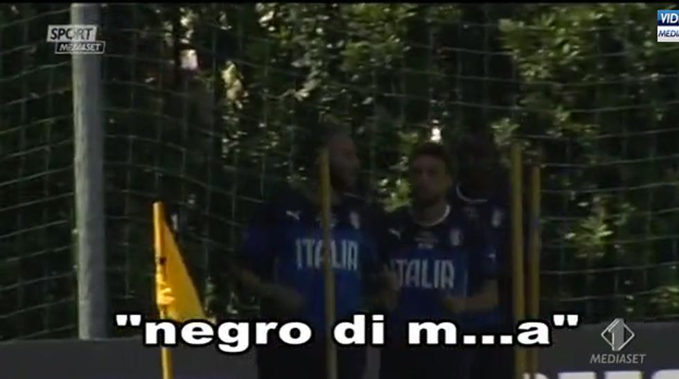 """Balotelli insultato a Coverciano: """"Negro di m...."""""""
