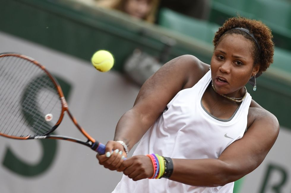 Taylor Townsend: l'oversize del tennis